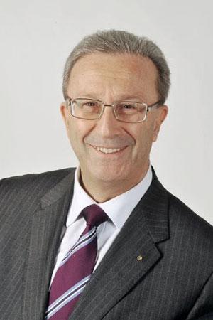 Alessandro Vignani Governatore Distretto Rotary 2071