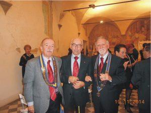 visita Governatore Arrigo Rispoli
