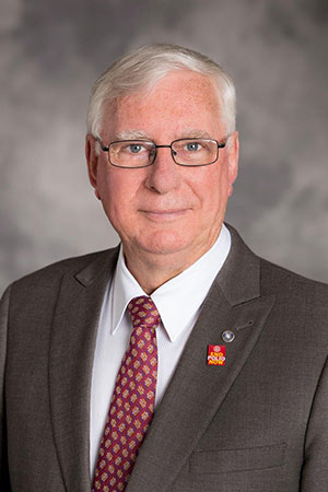 Ian Riseley Presidente Rotary Internazionale