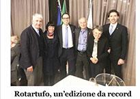 Rotary Volterra Rotartufo
