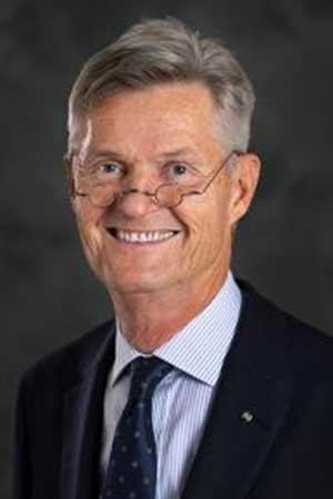 Holger Knaack Presidente Rotary International