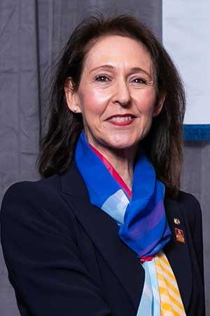 Letizia Cardinale Governatore Distretto Rotary 2071